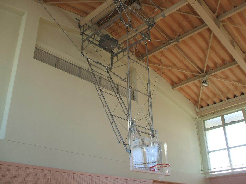 高浜町西地区体育館