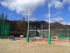 京都産業大学 GL-300特 アメリカンフトッボールゴール